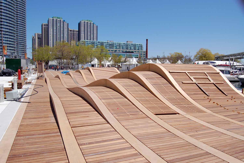 Ip 233 Decking Oliver Lumber